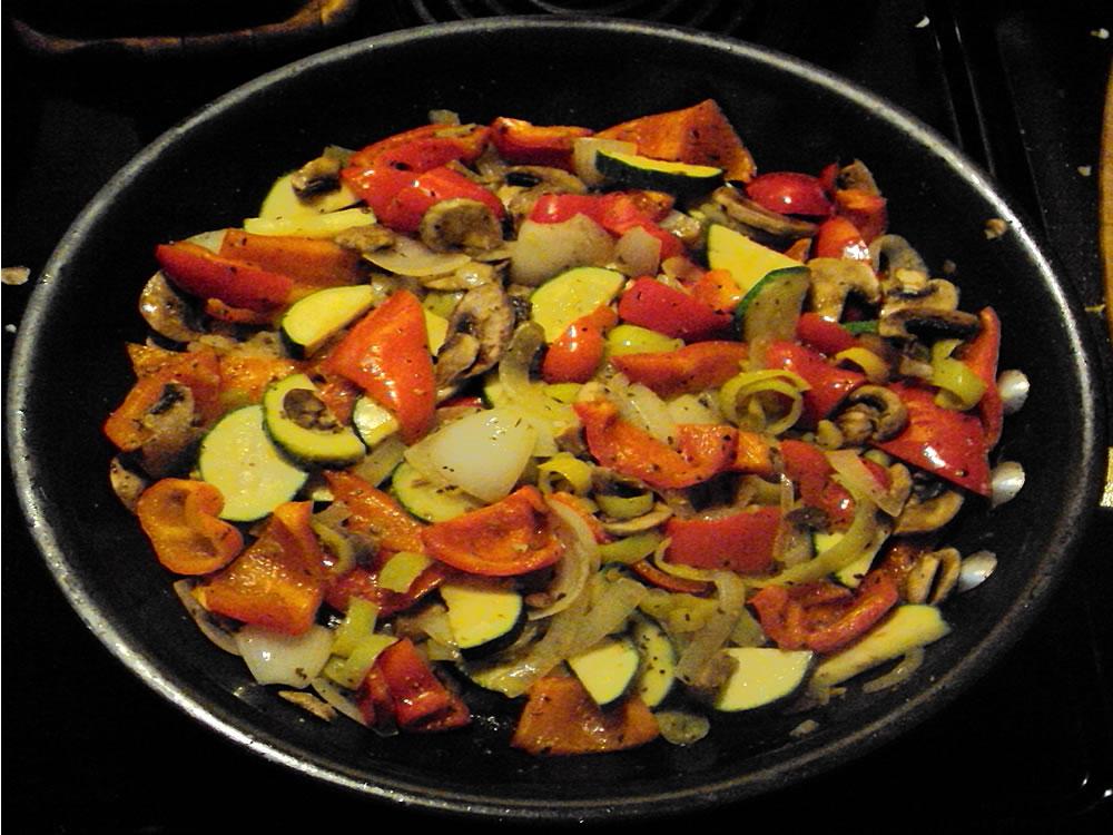 Organic Vegetable Stir Fry