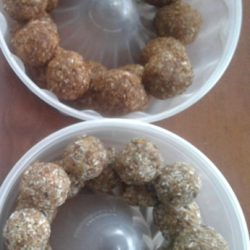 Essential Oil Energy Balls